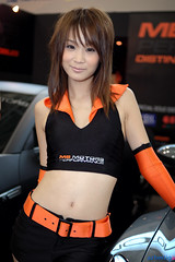 SIN08083 (5000km) Tags: girl beautiful car digital model nikon singapore expo showgirl motorshow racequeen asianbeauty superimportnights