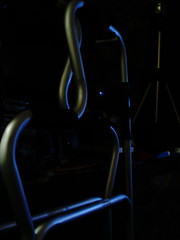 My Walking Frame II (Warphobbler-Kaz) Tags: light abstract lines curves cymru experiment livingroom experimentation lightanddark creativephoto ithinkthisisart extraordinarycomposition imuniquecreative clevercreativecaptures showmemagic collapsiblewalkingframe