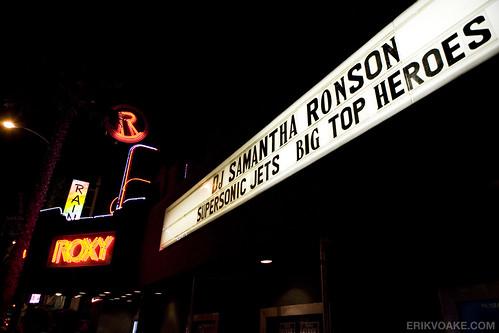 Samantha Ronson 9/19