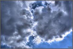 Wolken ber Hamburg (CivCev) Tags: clouds hamburg wolken