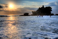 Tanah Lot Sunset (jeffiebrown) Tags: sunset bali indonesia temple hindu tanahlot beautifulbali jeffiebrown