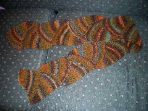 wavy scarf 001