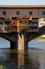 Ponte Vecchio (Ronald van Pelt) Tags: vakantie florence toscane itali canon400d sigmaaf18125mmf3556dc