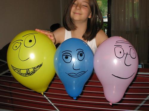John, Hannah, Deanna