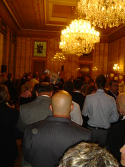 Lord Mayor's Reception (tefreese) Tags: prague isap globalmethconference