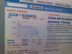 Red Alert, Market Down - 100920081750