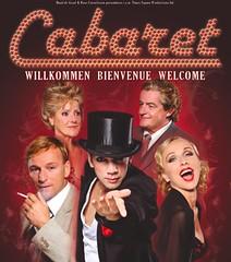 Poster Cabaret 2008