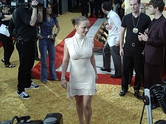 MTV Movie Awards - 2001 (robjtak) Tags: california musicians losangeles actors singers celebrities producers christinaricci directors mtvmovieawards attackcat musictelevision shrineauditorium awardsshow acrtresses