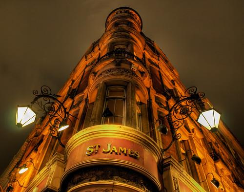 Saint James Tavern - Soho by you.