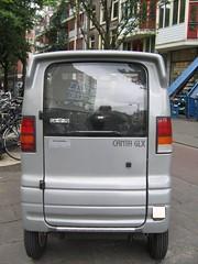 Cute Car1 (BenODen) Tags: car amsterdam eruope minicar