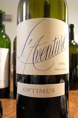 "2005 L'Aventure Paso Robles ""Optimus"""