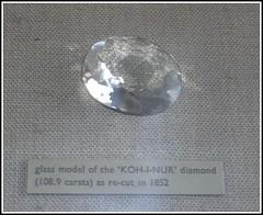 Koh-i-Noor (howsthat) Tags: england london museum diamond naturalhistorymuseum southasia kohinoor indianhistory kohenur