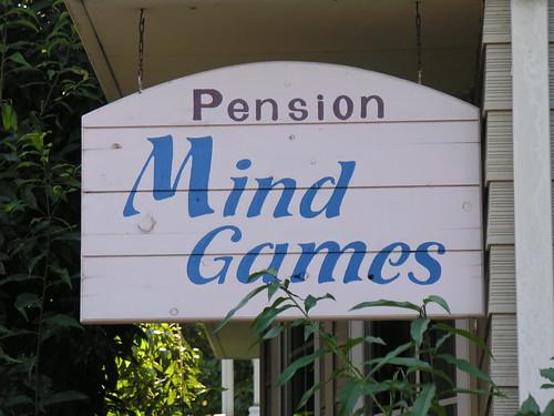 Pension Mind Games