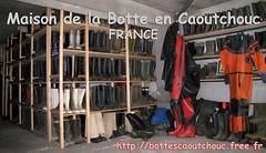Maison de la Botte en Caoutchouc, France (pascal en bottes) Tags: house boots goma rubber maison wellies botte bottes botas gumboots gomma caoutchouc laarzen stivali cuissardes stovlar