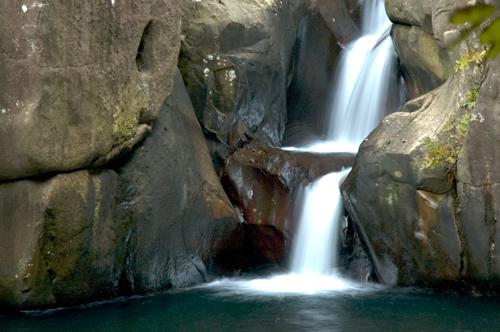Nacimiento del rio de la Miel
