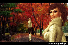 Autumn goodbye (M4rk3tt0 Bonetto) Tags: autumn forest mark secondlife ewing bonetto m4rk3tt0