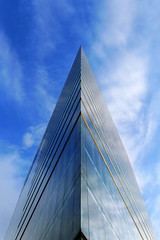 Ikarus (fluxxus1) Tags: blue sky cloud white reflection building art glass lines architecture clouds reflections germany deutschland lumix europe searchthebest angle geometry perspective minimal panasonic symmetric minimalism dsseldorf reflexions breathtaking onblue cubism blueribbonwinner flickrsbest justclouds mywinners abigfave platinumphoto colorphotoaward aplusphoto lx3 diamondclassphotographer onlythebestare 200850plusfaves newacademy platinumheartaward lumixaward theperfectphotographer bestofblue world100f spiritofphotography skyascanvas damniwishidtakenthat breathtakinggoldaward obq 100commentgroup goldenart reflectyourworld phvalue breathtakinghalloffame
