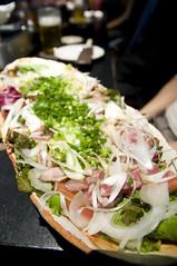 「薩摩 知覧鶏」知覧鶏たたきの青紫蘇サラダ, 個室風情 かざがぐるま, 渋谷