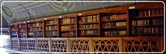 Biblioteca Marciana - Sala Bessarione, partricolare