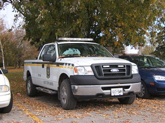 Conservation Officer (jayscopcars) Tags: ontario canada police enforcement lawenforcement fordtruck fordpickup mnr conservationofficer ministryofnaturalresources fishpolice