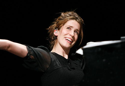 Imogen Heap @ PopTech 2008
