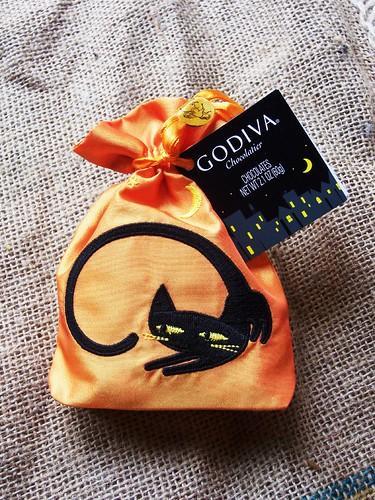 godiva halloween chocolate