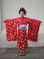 geisha- full costume