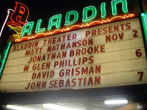 aladin theater
