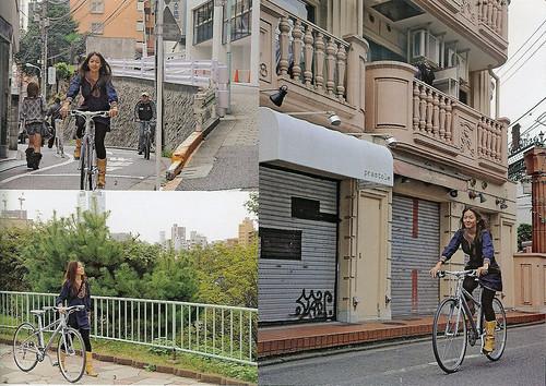 自転車生活 Vol.17より