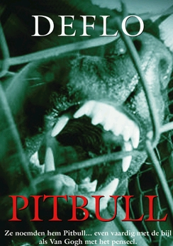 Boekomslag Pitbull - Luc Deflo