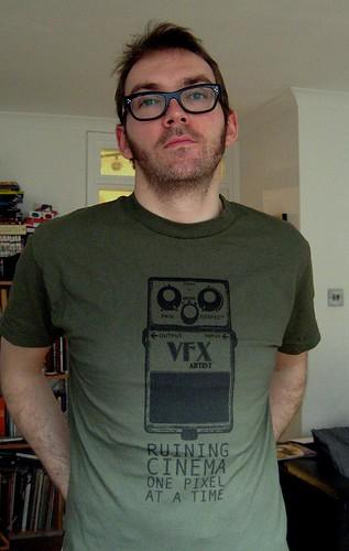 VFX Artist T-shirt