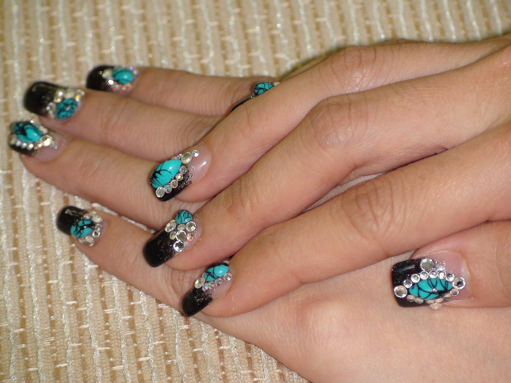 Nail Art Design for female Party