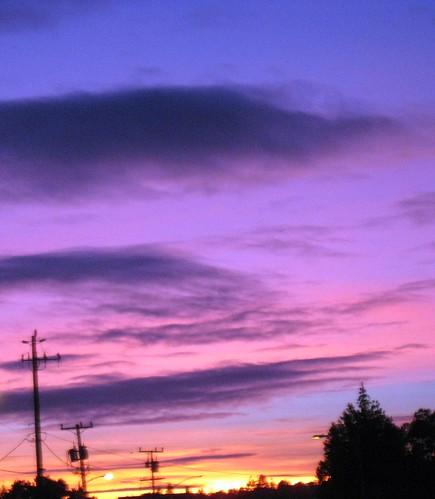 Rainbow Sunset - Take 2