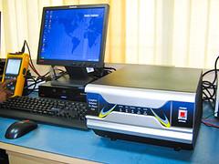 Solar Computer Kiosk 1