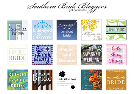 Southern Bride Bloggers