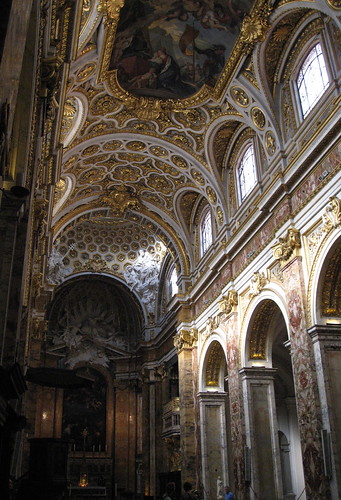 The Nave of San Luigi dei Francesi