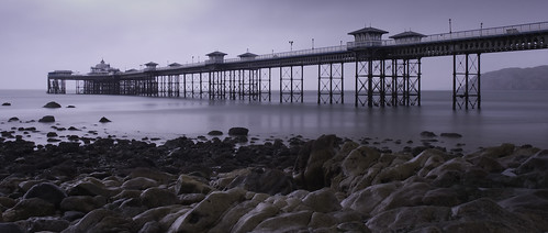 The Non Existent Pier Sunrise