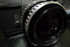 Carl Zeiss Jena Flektogon 2.8/35 & ASAHI PENTAX SP