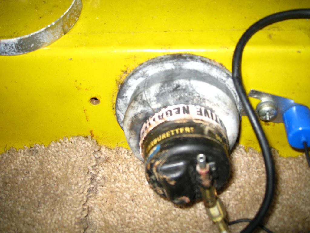 Original fuel pump