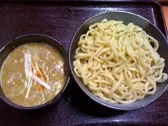 胡麻つけ麺(彩流@浦和)