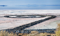 Spiral Jetty (Von Taylor) Tags: greatsaltlake spiraljetty supershot abigfave platinumphoto aplusphoto