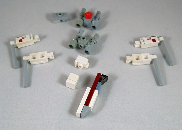 Lego Star Wars Forum From Bricks To Bothans View Topic 6212 X