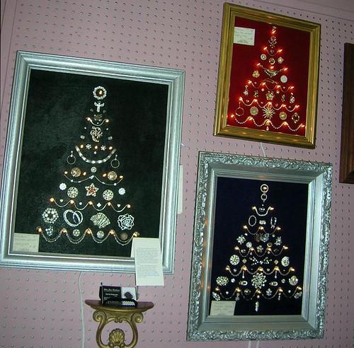 Costume Jewelry Trees