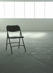Portrait of an invisible man (ljosberinn) Tags: light white window grey chair invisibleman