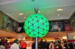 Macy's Times Square crystal ball (Guayaco36) Tags: christmas macys crystalball