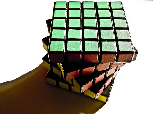 """Rubik's cube • <a style=""""font-size:0.8em;"""" href=""""http://www.flickr.com/photos/29952986@N05/3067542563/"""" target=""""_blank"""">View on Flickr</a>"""