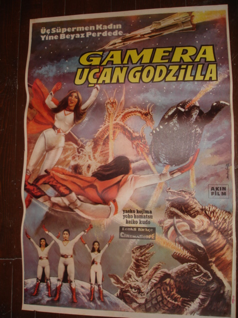 gamera_turkish
