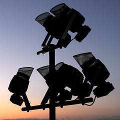Lights (Surely Not) Tags: silhouette lights scotland nikon edinburgh d300 yourphototips