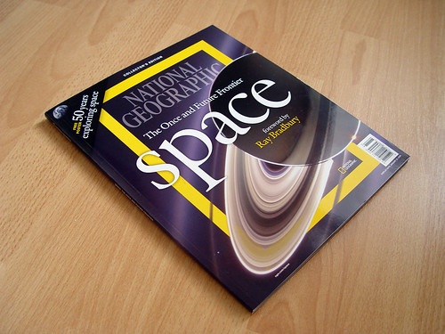 """National Georaphic Collector's Edition """"Space"""" - Cover"""