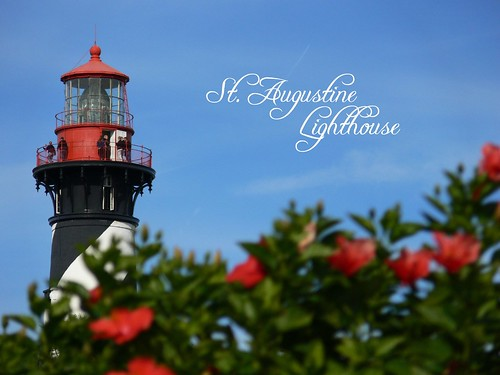 Ruby Red Lighthouse